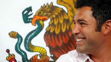 Oscar de la Hoya. Foto: Getty Images