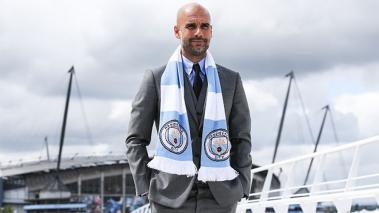 Josep Guardiola, Manchester City. (FOTO: Getty Images)