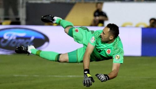 David Ospina, de Colombia. Foto: Getty Images