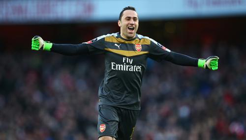 Arsene Wenger elogió al arquero suplente David Ospina. Foto: Getty Images
