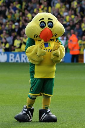 Captain Canry, Norwich City