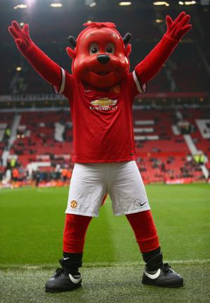 Fred The Red, Manchester United
