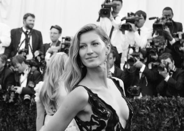 Gisele Bundchen. Foto: Getty Images.