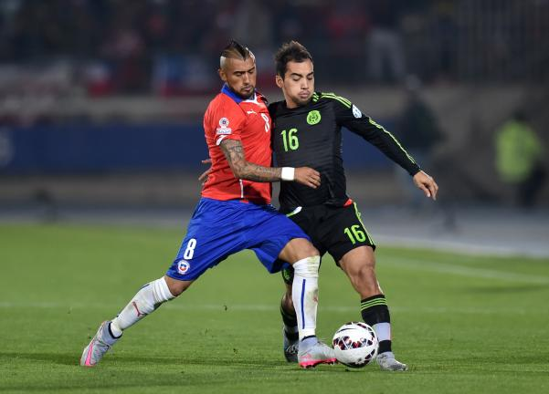 <b>VS Chile</b> <p>13 ganados 3 empatados 10 perdidos</p><p>Foto: Getty</p>