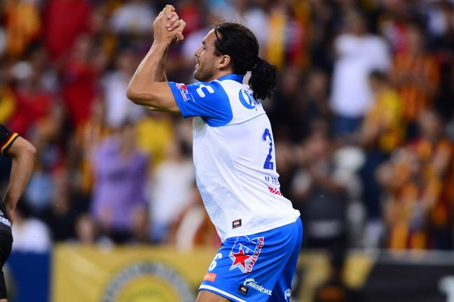 "Mauricio ""Pampa"" Romero <p>32 años // Defensa Central</p> <p>Foto: Mexsport</p>"