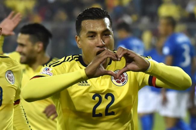 Defensa: Jeison Murillo (Colombia) Foto: Getty Images