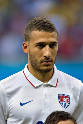 <b>Fabian Johnson</b><p>Defensa - Estados Unidos</p><p>Foto: Mexsport</p>