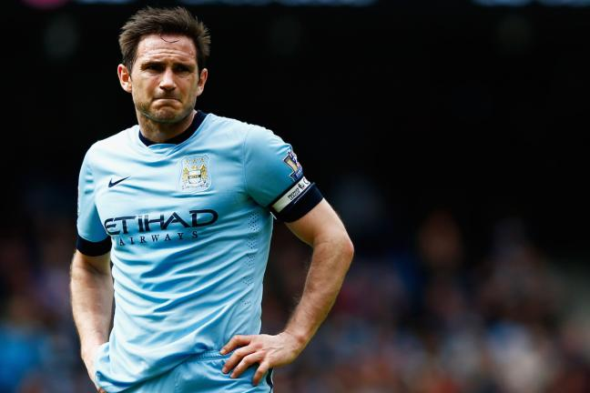<b>Frank Lampard</b><p>De Manchester City a New York City</p><p>Foto: Getty</p>