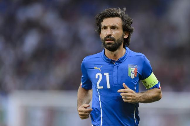 <b>Andrea Pirlo</b><p>De Juventus a New York City</p><p>Foto: Getty</p>