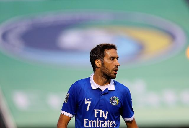 <b>Raúl González</b><p>De Al-Sadd a New York Cosmos</p><p>Foto: Getty</p>