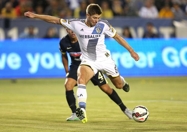 <b>Steven Gerrard</b><p>De Liverpool a LA Galaxy</p><p>Foto: Getty</p>