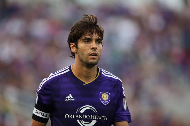 <b>Kaka</b><p>De Sao Paulo a Orlando City</p><p>Foto: Getty</p>