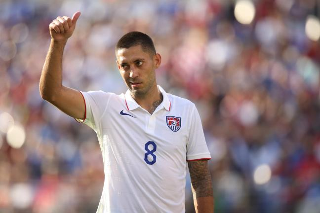 <b>Clint Dempsey</b><p>Delantero / Estados Unidos</p><p>Foto: Getty</p>