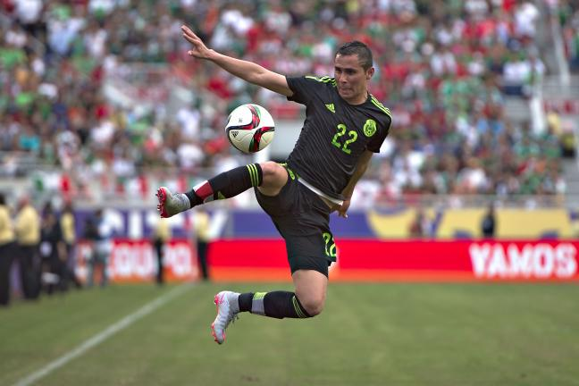 <b>Paul Aguilar</b><p>Defensa / México</p><p>Foto: Imago 7</p>