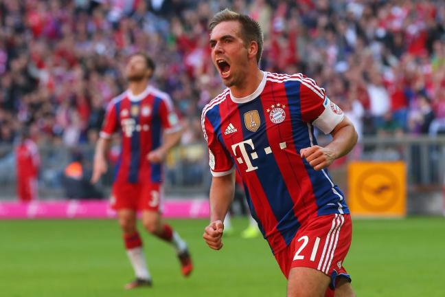 <b>Lateral Derecho.- Phillip Lahm</b>  <p>Bayern Munich / 28 ME</p><p>Foto: Getty</p>