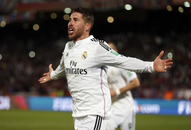 <b>Central.- Sergio Ramos</b><p> Real Madrid / 40 ME</p><p>Foto: Getty</p>