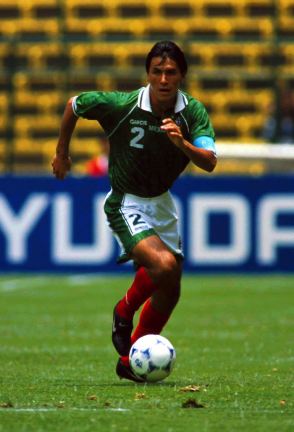 <b>Claudio Suárez / Defensa</b><p>Foto: Mexsport</p>