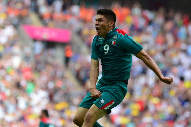 <b>Oribe Peralta</b><p>Foto: Getty</p>