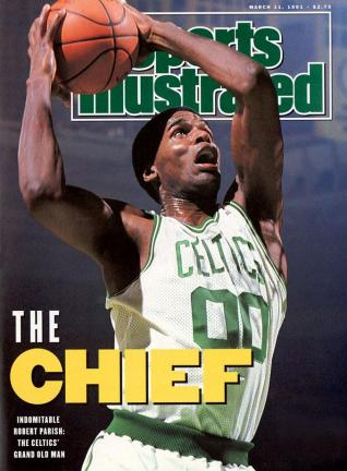 <b>00 - Robert Parish </b> Foto: SI