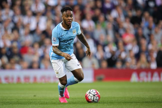 Raheem Sterling / Manchester United / #7 / Inglaterra / Extremo / 20 años<p>Foto: Getty Images</p>