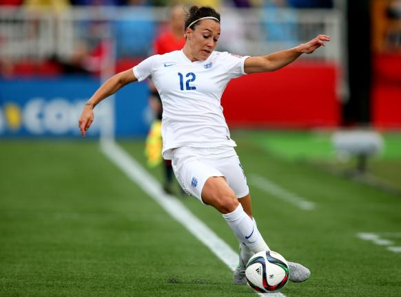 <b>5. Lucy Bronze (Defensa / Inglaterra) </b> Foto: Getty Images