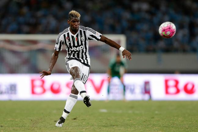 <b>Paul Pogba / Francia / 22 años / Juventus</b><p>Foto: Getty</p>