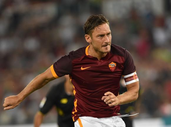 <b>Francesco Totti / Italia / 38 años / Roma</b><p>Foto: Getty</p>