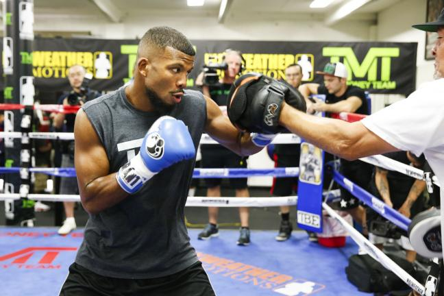 Badou Jack. Foto: Esther Lin/SHOWTIME