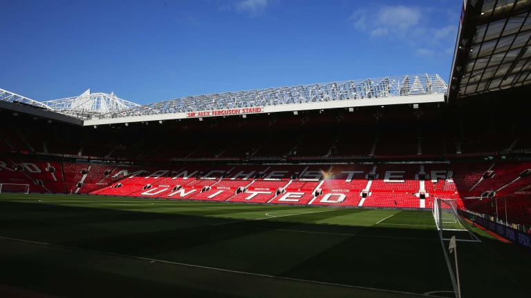 <b>Old Trafford / Manchester, Inglaterra / Capacidad: 75,765 espectadores / Equipo: Manchester United.</b><p>Foto: Getty</p>