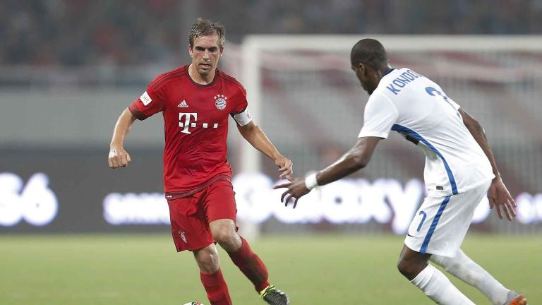 <p><b>Philipp Lahm</b></p> <p>Cinco apariciones: (2006, 2008, 2012, 2013, 2014)</p>  <p>Foto: GettyImages</p>