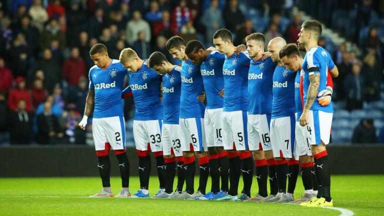 <b>Glasgow Rangers / 54 títulos / Scottish Premiership </b></p>Foto: Getty</p>