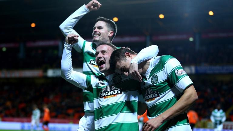<b>Celtic Glasgow / 46 títulos / Scottish Premiership</b></p>Foto: Getty</p>
