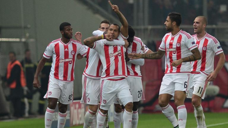 <b>Olympiacos / 42 títulos / Superliga de Grecia</b></p>Foto: Getty</p>