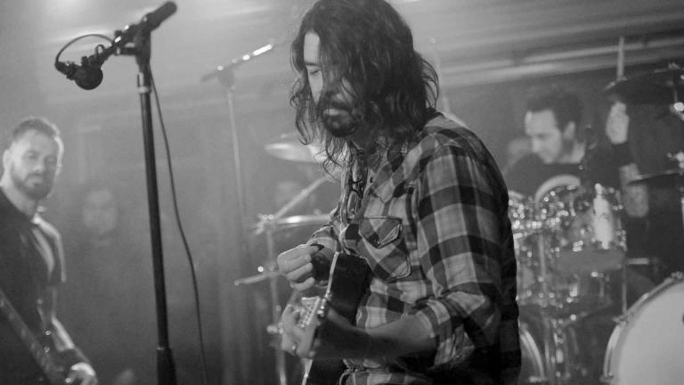 <b>Foo Fighters</b><p>Foto: Getty Images</p>