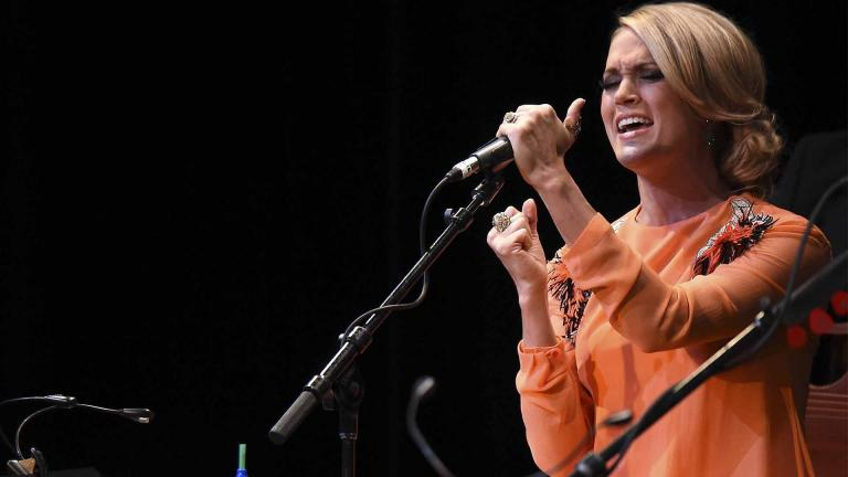 <b>Carrie Underwood</b><p>Foto: Getty Images</p>