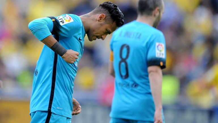 <b>2</b>.- Neymar Jr. 120.8 millones de fans</p>Foto: Getty</p>
