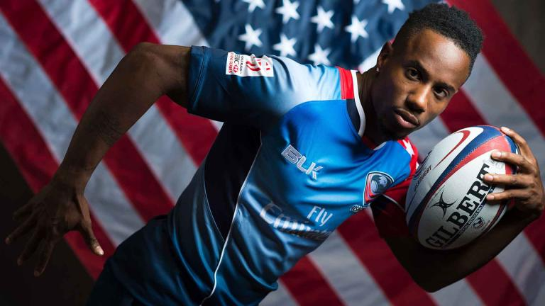 <b>Carlin Isles</b> <p>Rugby</p>  <p>Foto: GettyImages</p>