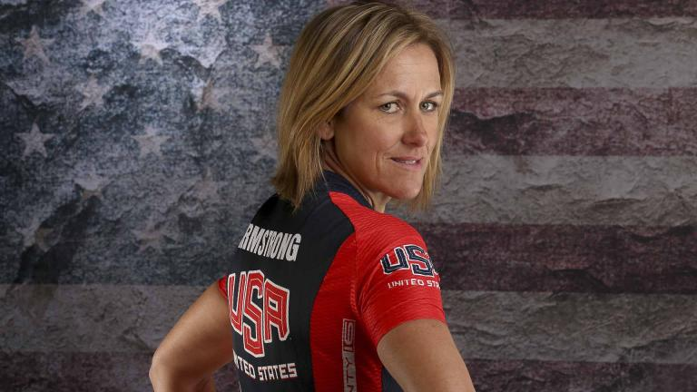 <b>Kristin Armstrong</b> <p>Ciclismo</p>  <p>Foto: GettyImages</p>