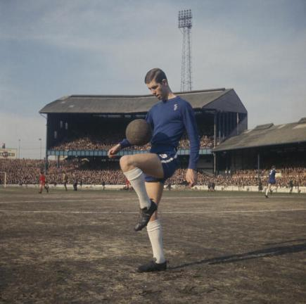 Peter Osgood, 150 goles conseguidos con Chelsea. Foto: Getty Images