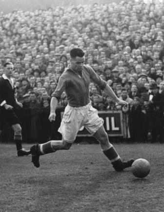 Billy Liddell, 228 tantos conseguidos en Liverpool. Foto: Getty Images