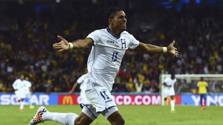 <b>Carlo Costly/Olimpia</b><p>Foto: GettyImages</p>