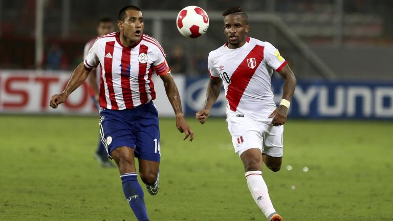 <b>Paulo Da Silva / Paraguay / Defensa en Toluca</b></p>Foto: Getty</p>