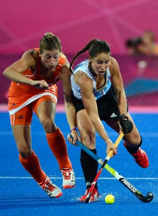 HOCKEY SOBRE CÉSPED Foto: Getty Images