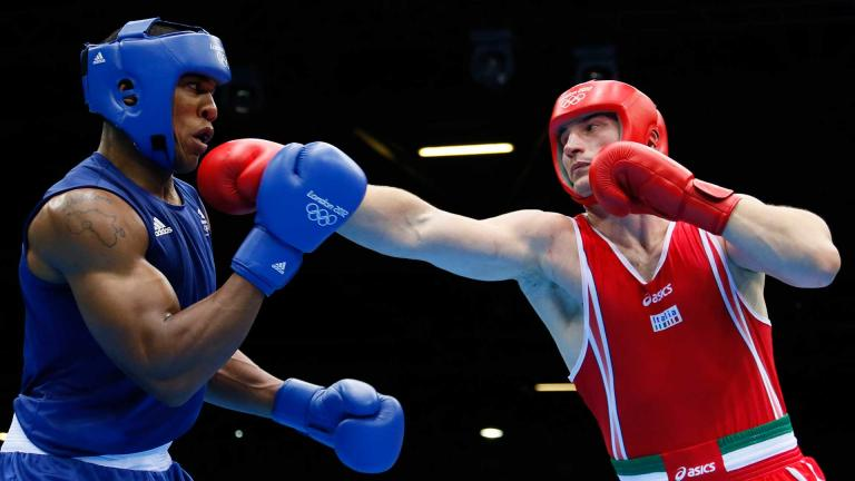 BOXEO Foto: Getty Images
