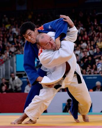 JUDO Foto: Getty Images