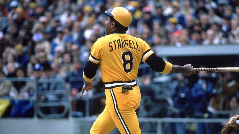 <b>Willie Stargell/Pittsburgh Pirates</b><p>1961-1983</p><p>Foto: GettyImages</p>