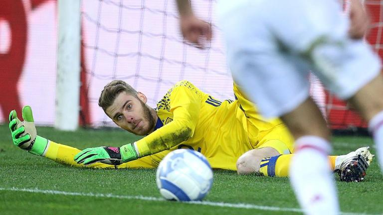 David De Gea (Manchester United/ING) / Foto: Getty Images