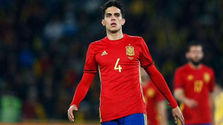 Marc Bartra (FC Barcelona) / Foto: Getty Images
