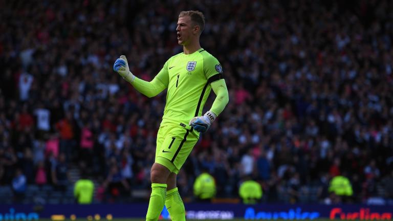 <b>Joe Hart </b> / Portero /  Inglaterra </p>Foto: Getty Images