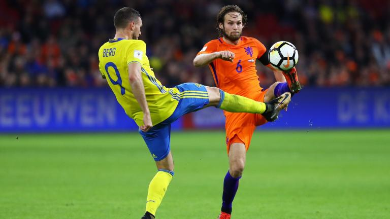<b>Daley Blind</b> / Defensa / Holanda </p>Foto: Getty Images